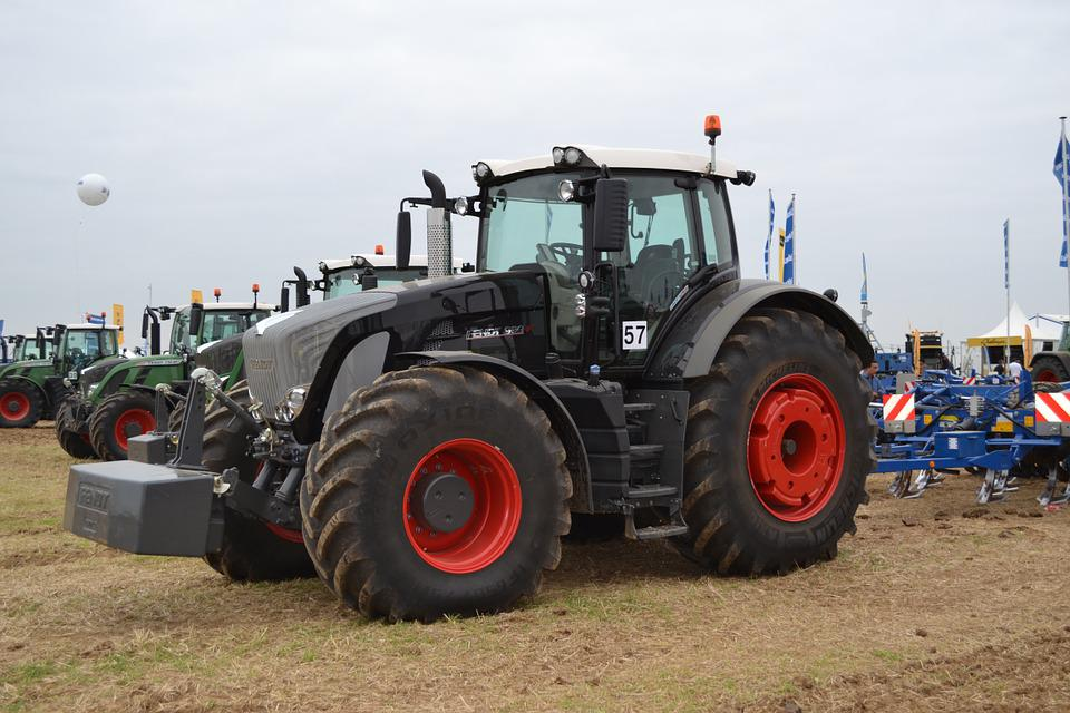 Fendt, Tractor, Agriculture