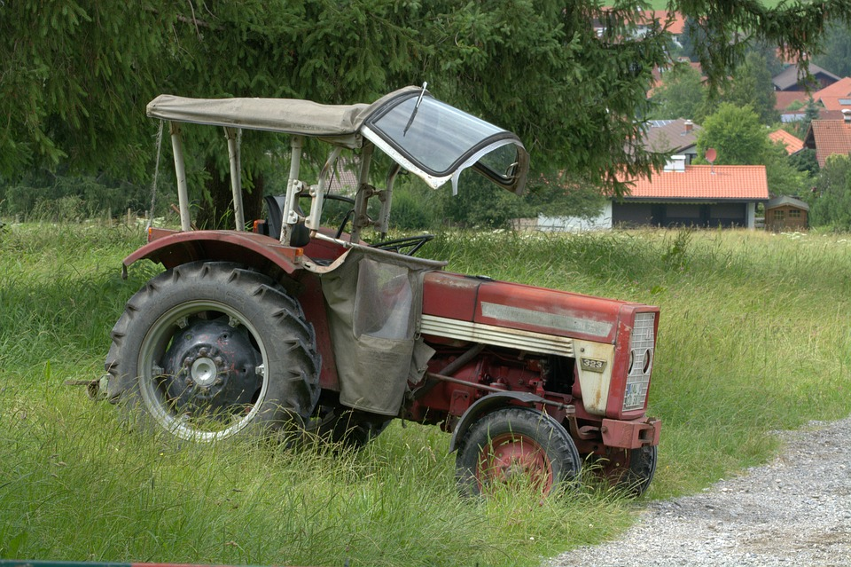 Tractor, Tractors, Oltimer, Agriculture, Vehicle