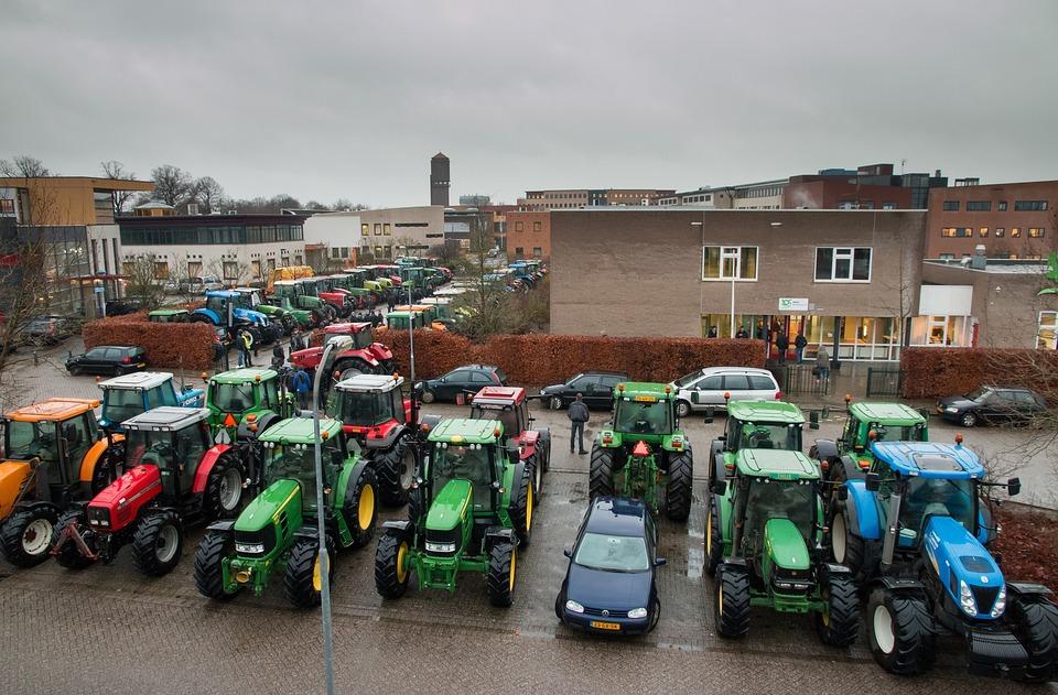 Tractor, Aoc, Doetinchem
