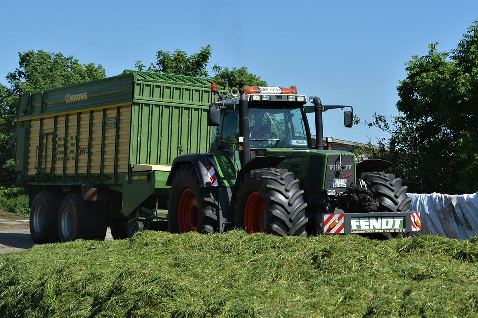 Fendt, Fendt Favorit 824, Crown, Tractor, Machine