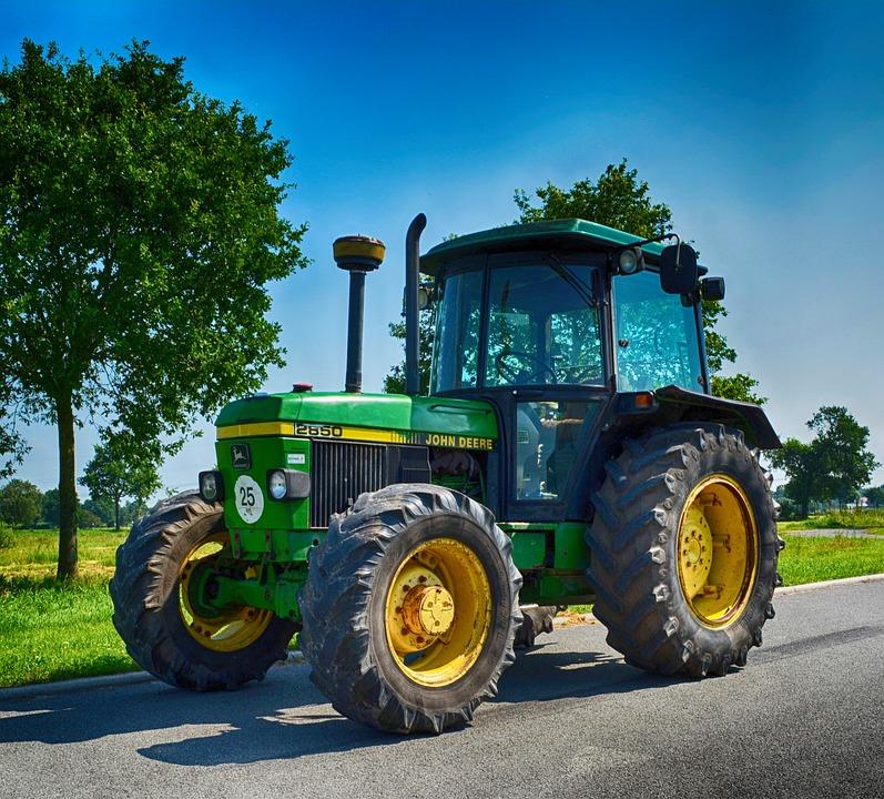 John Deere, John Deere 2850, Tractors, Tractor