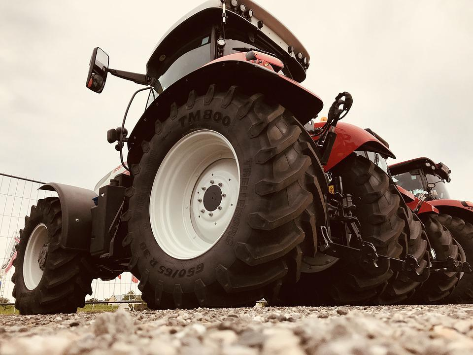 Tractor, Agriculture, Vehicle, Farm, Tractors