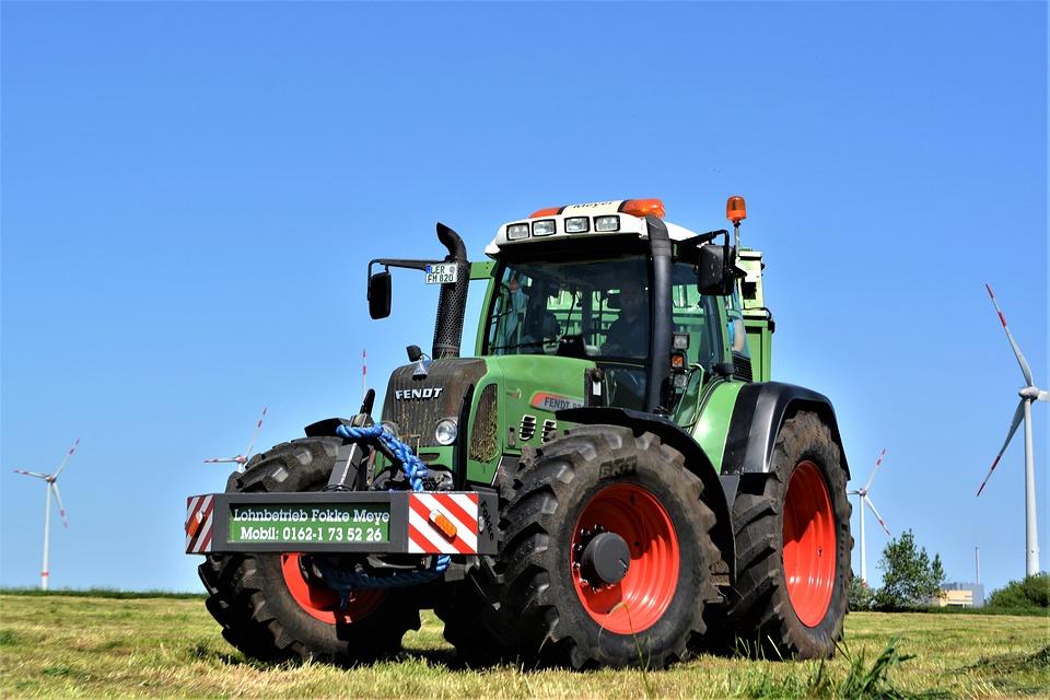 Tractors, Tractor, Silo, Fokke, Meyer, Fokke Meyer