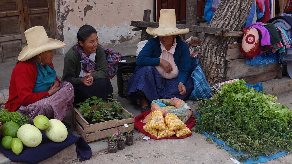 Trade, Women, Cajamarca