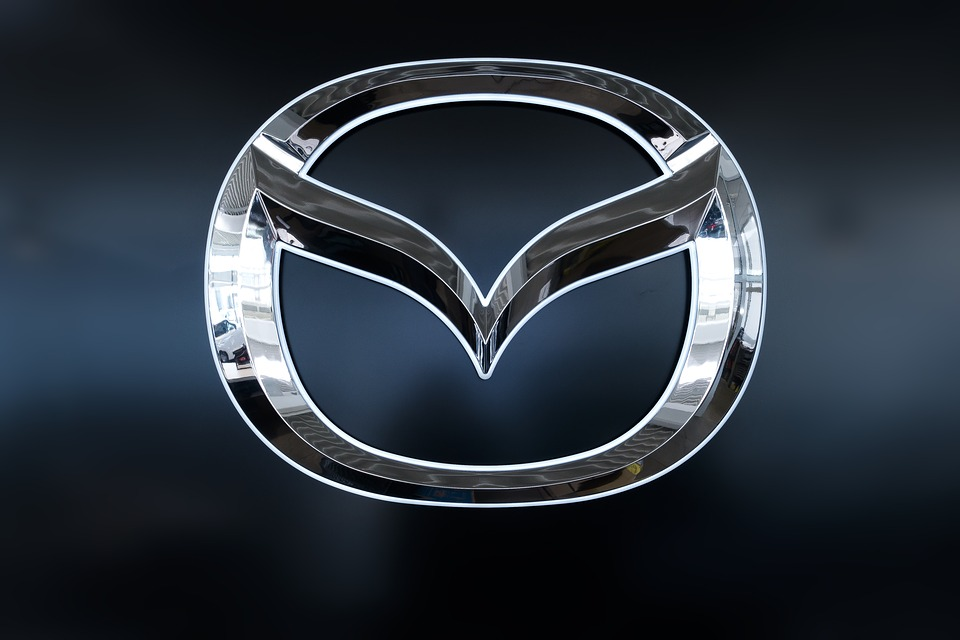 Free Photo Trademarks Logo Wing Signet Mazda Automobile Max Pixel