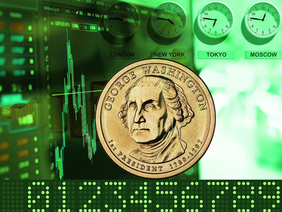 Stock Exchange, Courses, Shares, Trading, Forex
