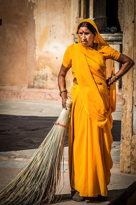 Woman, Indian Woman, India, Person, Human, Tradition