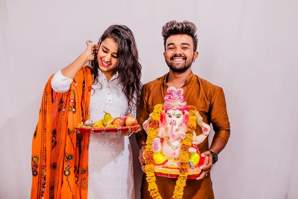 Wedding, Pooja, Indian Wedding, Fresh, Tradition