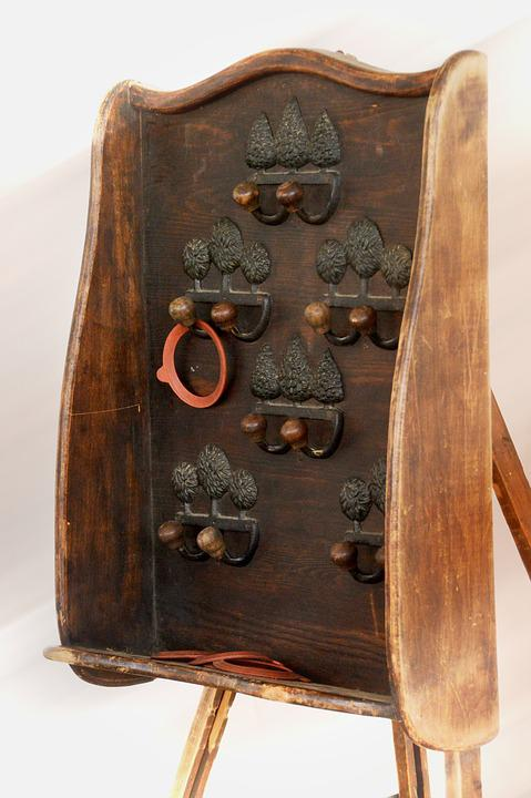Wooden Games, Traditional Games, Games-of-sight