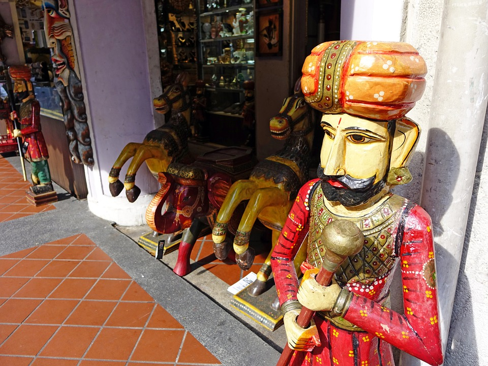 Free Photo Traditional Handicrafts Singapore India Hand Made Max Pixel