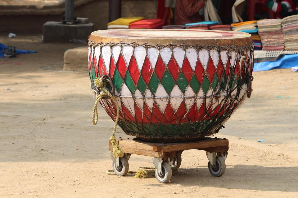 Indian Instrument, Traditional Instrument, Culture
