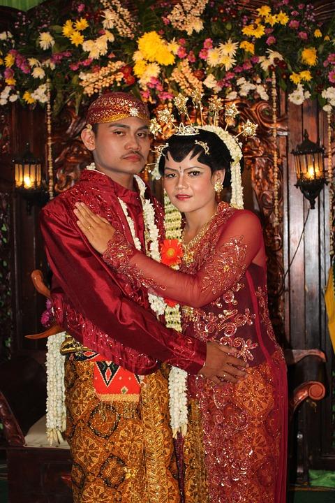 Javanese Marriage