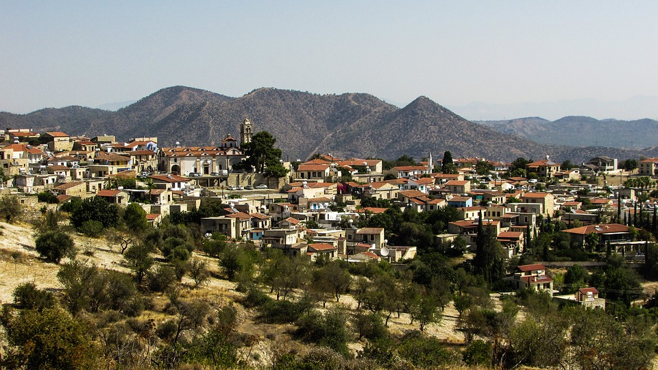 Cyprus, Lefkara, Village, Traditional, Architecture