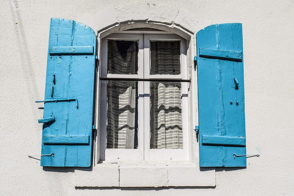 Window, Wooden, House, Architecture, Traditional
