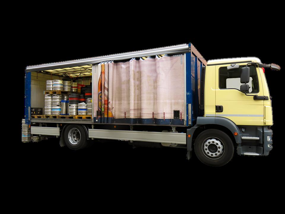 Transport, Traffic, Vehicle, Truck, Beer, Brewery