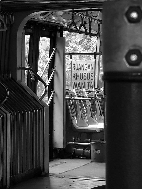 Bus, Transportation, Public, Jakarta, Traffic