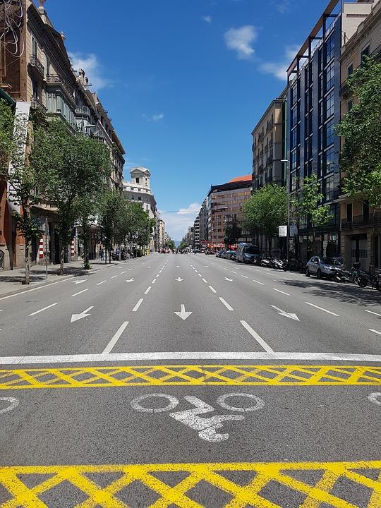 Road, Street, Traffic, Megalopolis, Asphalt, Travel