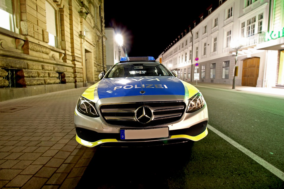 Police, Policy, Traffic, Police Car, Road, City, Auto