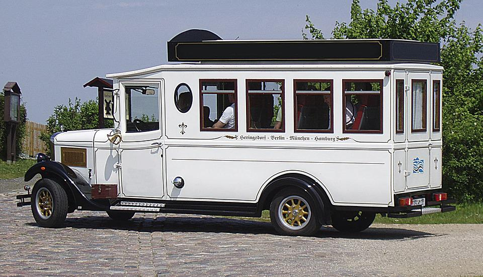 Bus, Oldtimer, Auto, Vehicle, Transport, Traffic, Retro