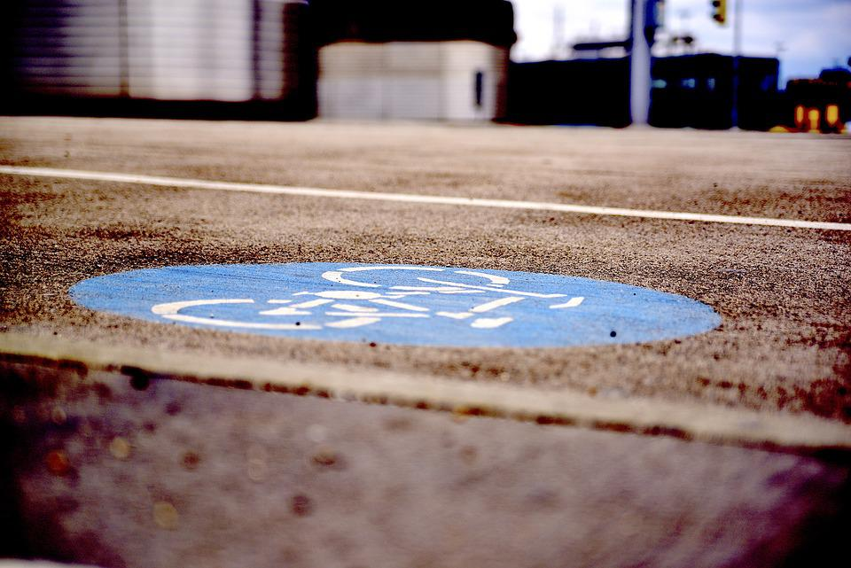 Bicycle Path, Road Sign, Street Sign, Traffic