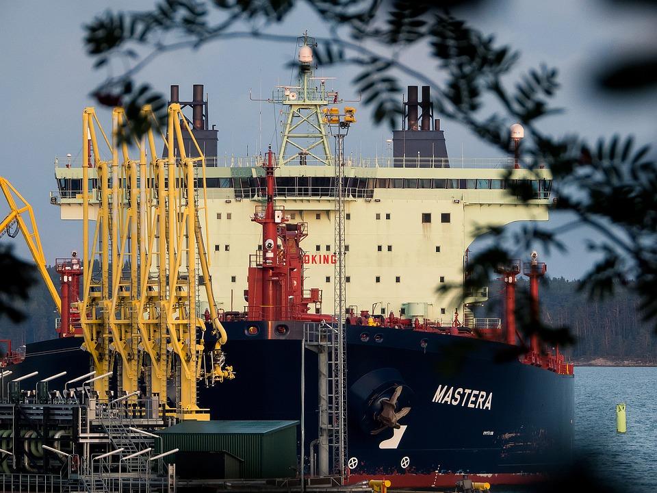 Transportation, Traffic, Ship, Vessel, Tanker