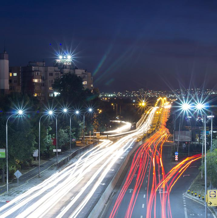 Traffic, Cars, Burgas, Transportation, Vehicle