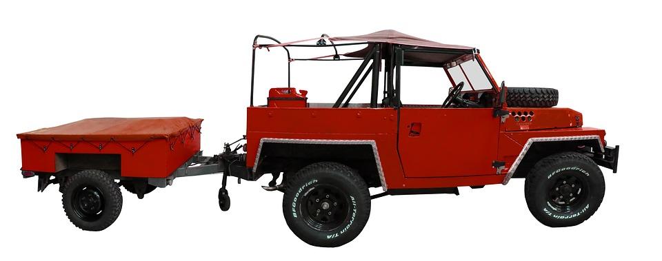 Vehicle, Jeep, Automotive, Safari, Adventure, Trailers