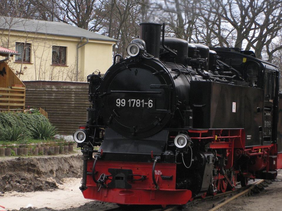 Steam Locomotive, Loco, Locomotive, Train, Railway