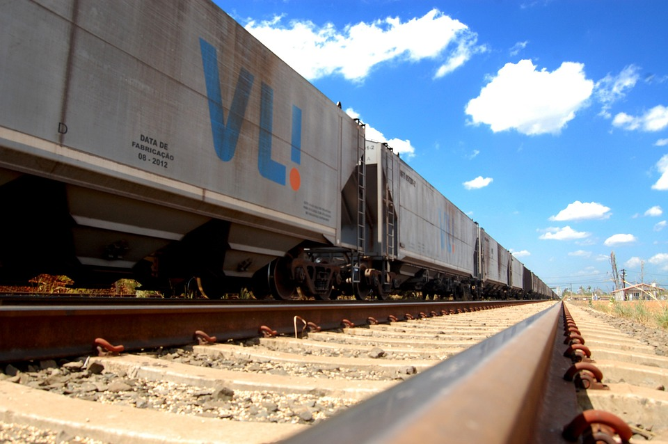 Free photo Train Maranhão Logistics - Max Pixel