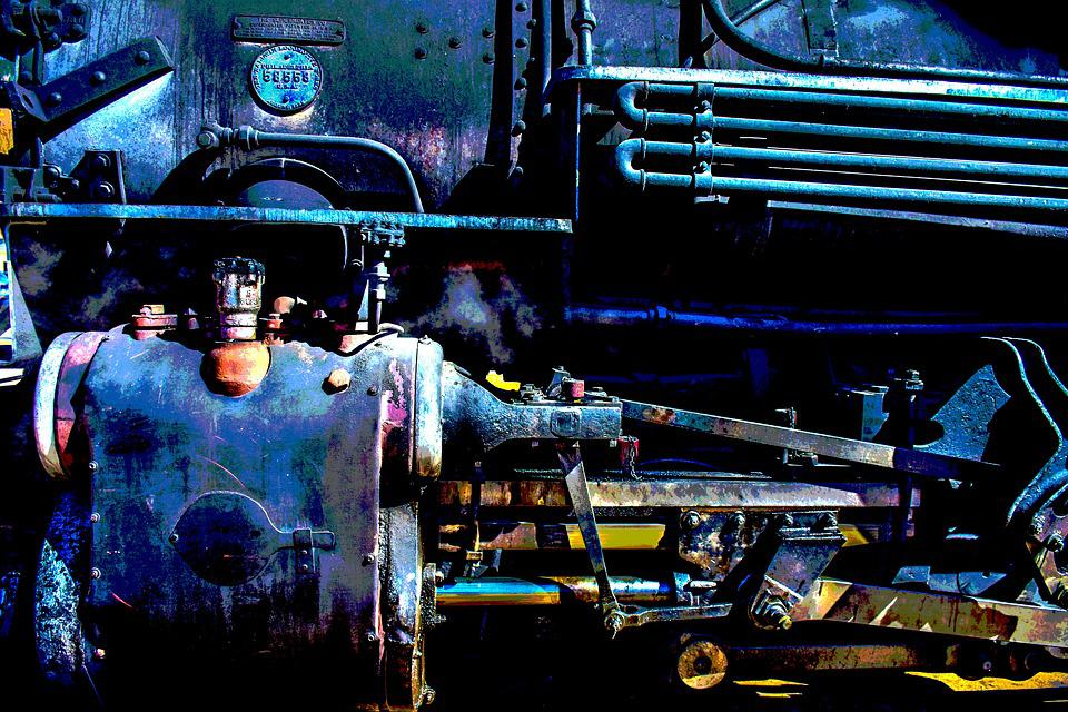 Train, Locomotive, Railroad, Narrow Guage