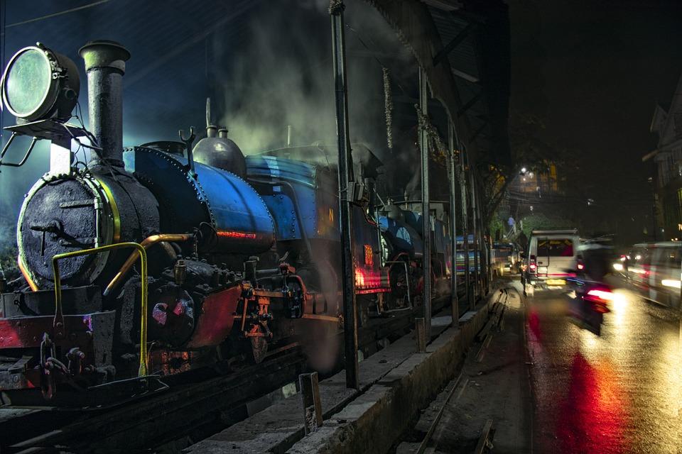 Train, Darjeeling, World Heritage, Old Train