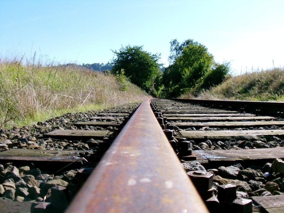 Track, Train, Rail
