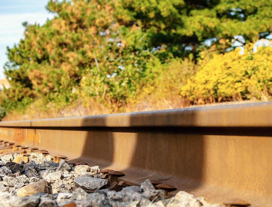 Railway, Train, Rails, Travel, Railroad, Transportation