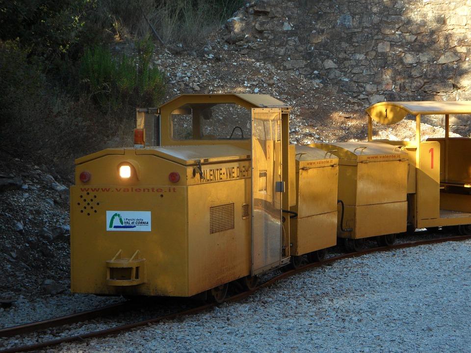Train, Seemed, Track, Rail Traffic, Railway Tracks