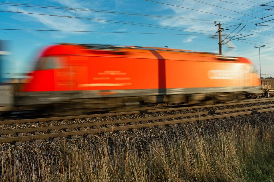Locomotive, Train, Railway, Transport, Seemed, Traffic