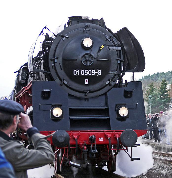 Train Spot Starter, Railway Enthusiasts