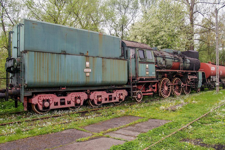 Train, Locomotive, Steam Locomotive, Transport, Railway