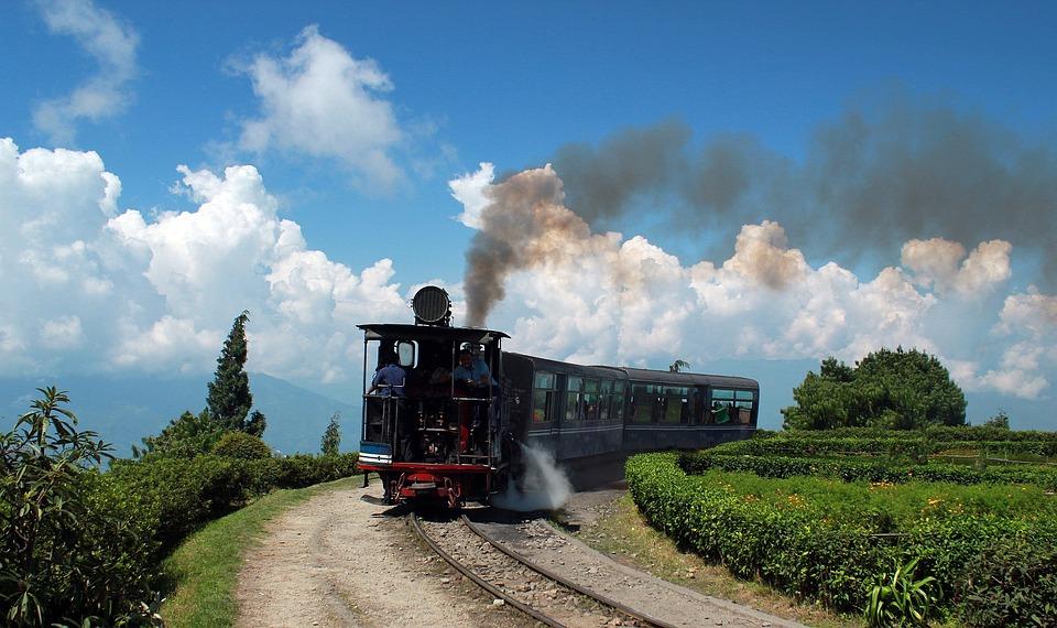 Train, Steam, Railway, Railroad, Steam Engine