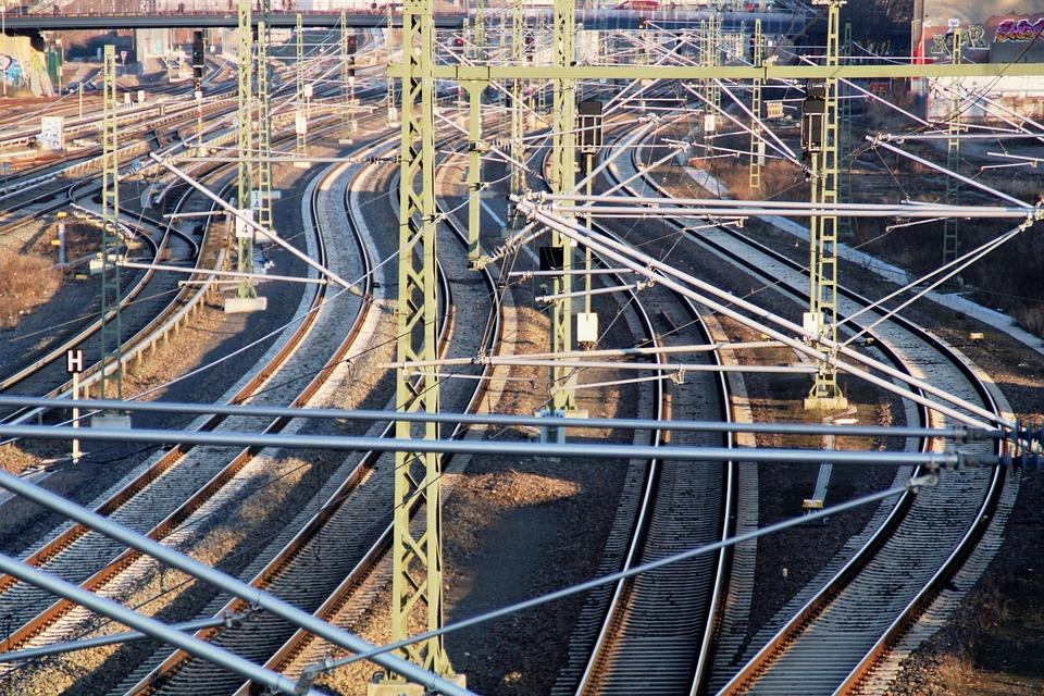Train, S Bahn, Transport, Railway, Platform, Track