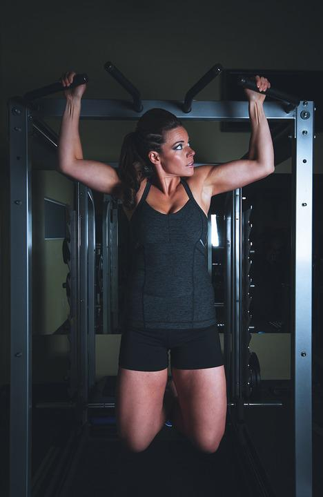 Training, Pull Up, Workout, Fitness, Exercise, Sport