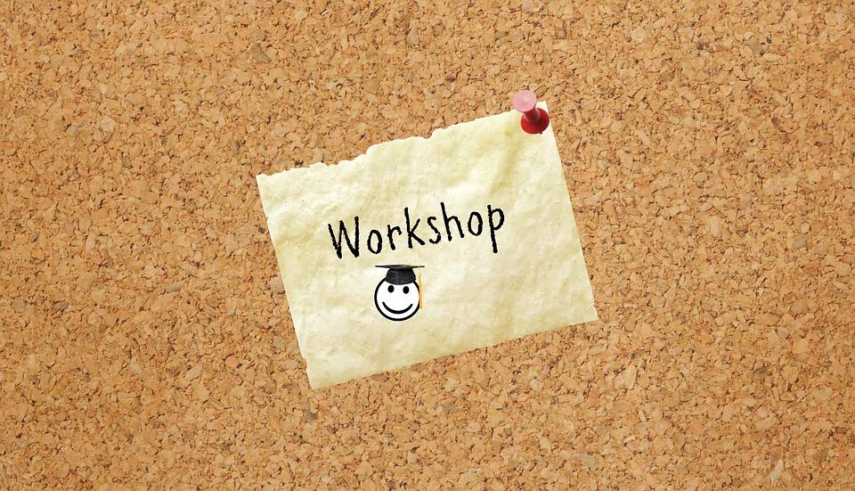 Workshop, Training, Learn, School, Work, Note