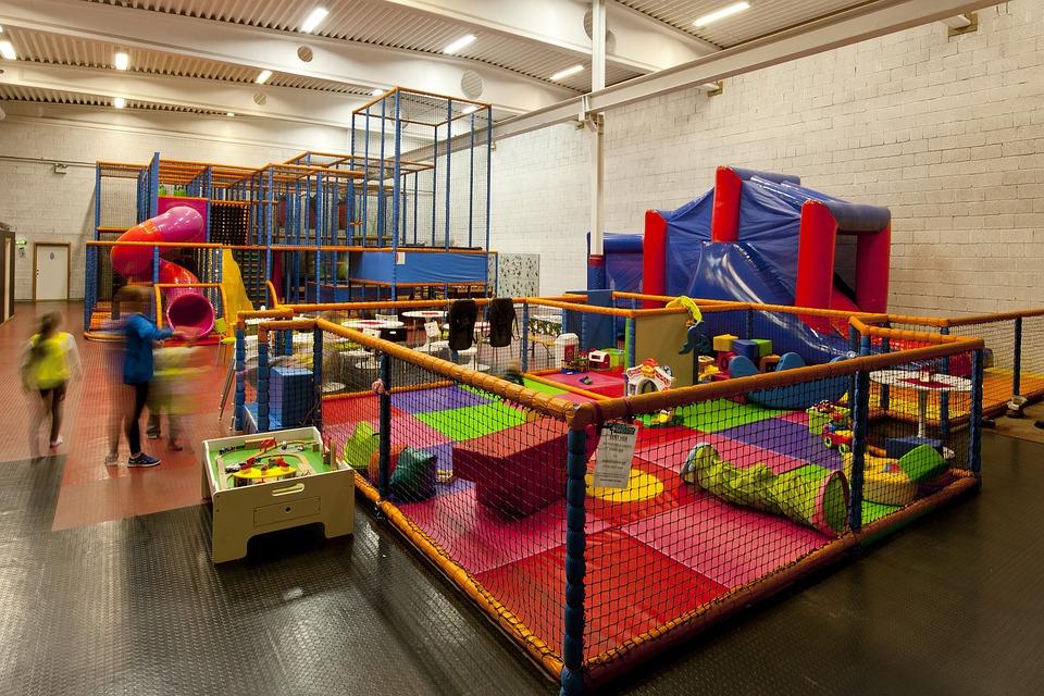 Gym, Playroom, Training