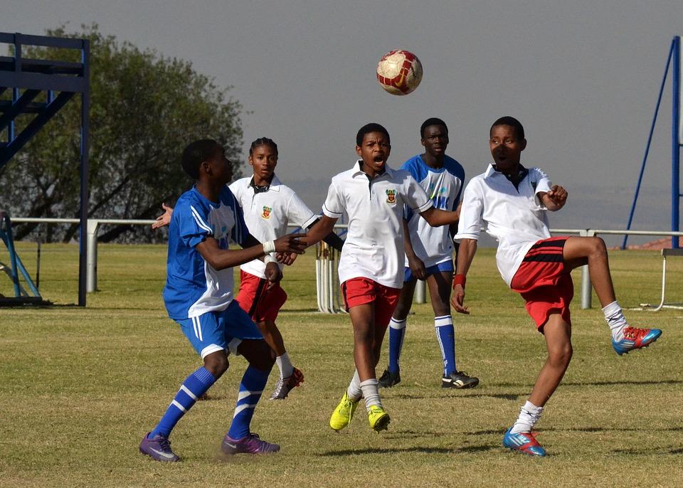 Sport, Soccer, Training