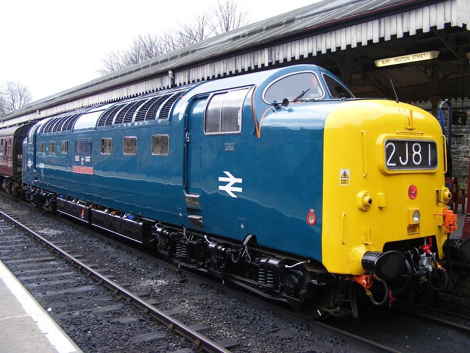 Railways, Trains, Engines, Rails, Stations, Signals