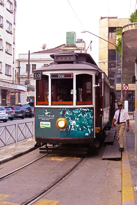Tram, Transportation, Buses