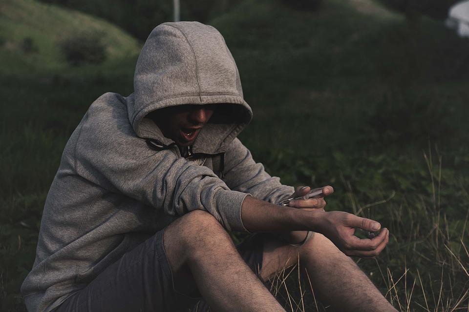 Addict, Homeless, Tramp, Drug, Dependent, Man