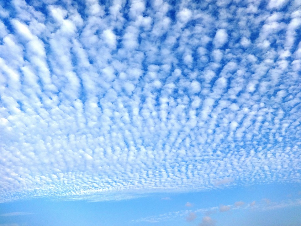 India, Sky, Clouds, Cirrus, Outdoors, Scenic, Tranquil