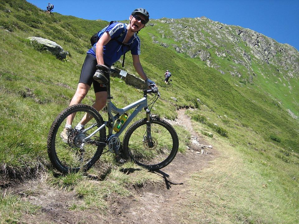 Transalp, Mountain Bike, Bergsport, Cycling, Bike, Away