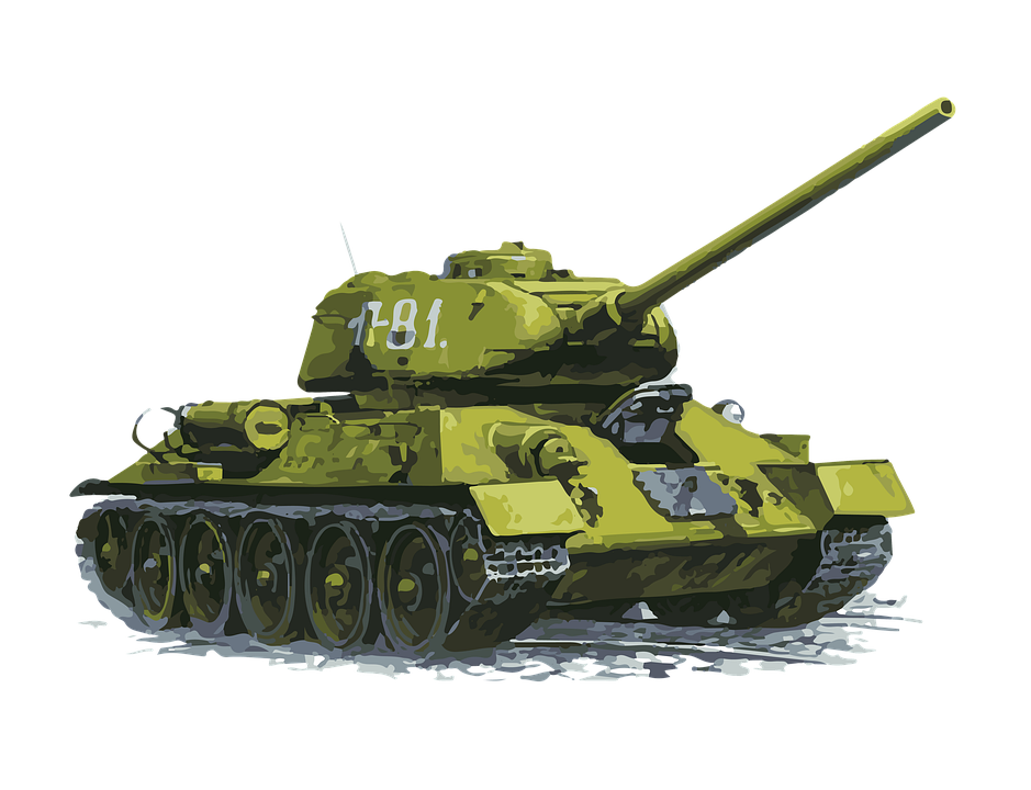 Tank, Apg, Russian Tank, Transparent Background