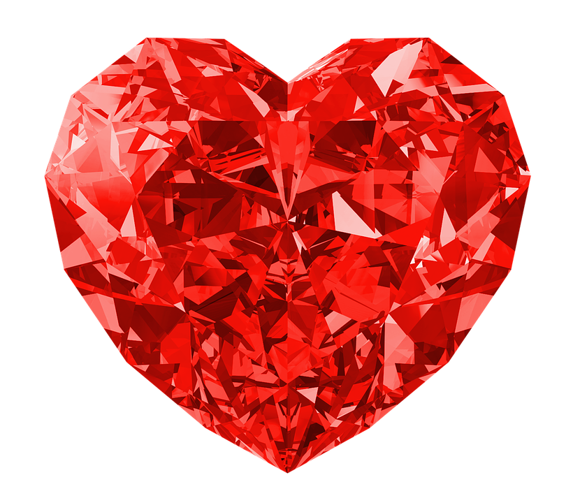 Diamond, Isolated, Transparent, Transparent Diamond